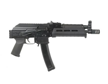 PSA AK-V 9mm MOE Picatinny Pistol, Black