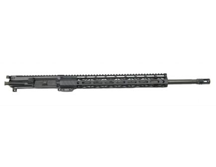 "PSA 20"" Rifle Length 1/7 Nitride 15"" Lightweight M-lok Upper - With BCG & CH"
