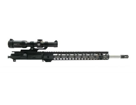 "PSA 20"" Rifle-Length .224 Valkyrie 1/6.5"" Stainless Steel 15"" Lightweight M-Lok Upper With BCG, CH, & Vortex Strike Eagle 1-8x24 Scope"