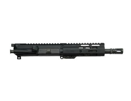"PSA 7.5"" Pistol-Length 5.56 NATO 1/7 Nitride 6"" Lightweight M-Lok Upper - With BCG & CH"
