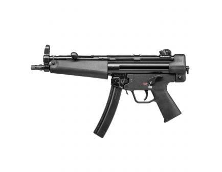 HK SP5 9mm Pistol, Black - 81000477