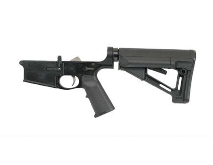 PSA Gen3 PA-65 6.5 Creedmoor Complete MOE STR EPT Lower Receiver, Black