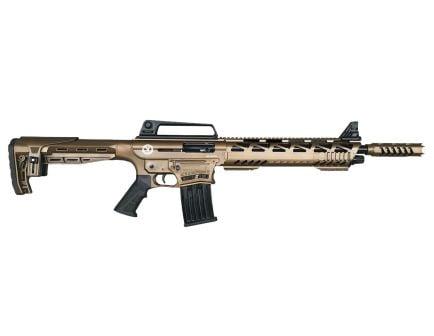 TR Imports SE122 Tactical 12ga AR Shotgun, Bronze - SE122TACB