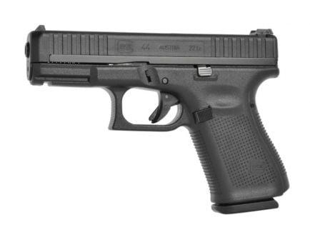 """Glock G44 22lr 10rd 4.02"""" Pistol, Black - UA4450101"""