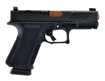"Shadow Systems MR918 9mm 4"" Pistol, Black- MR918-B-COD-SUB-SENP"