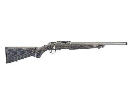 "Ruger American Target 22lr 18"" Rimfire Rifle, Black Laminate - 8367"