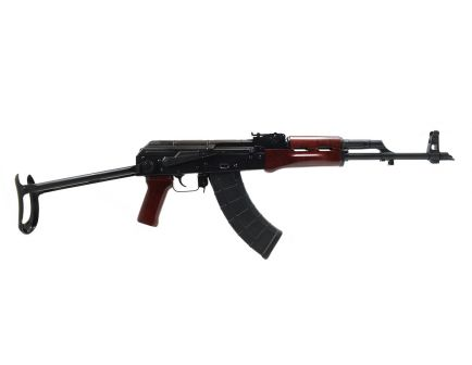 PSAK-47 GF3 Forged Wood Under Folder Rifle, Red