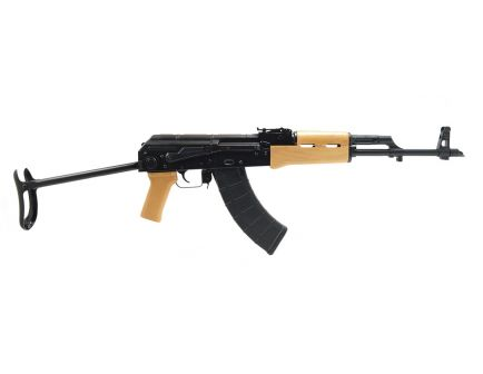 PSAK-47 GF3 Forged Wood Under Folder Rifle, Blonde
