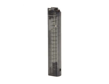 B&T 9mm 30rd Polymer Magazine for MP9/TP9/APC9/GHM9, Translucent - 30183