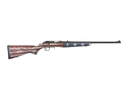 "Ruger 10/22 American Heartland 22Mag 22"" Rifle,  French Walnut TALO Exclusive- 8385"