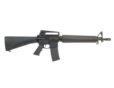 "PSA PA-15 16"" Mid-Length 5.56 NATO 1/7 Nitride A2 EPT Dissipator Rifle"