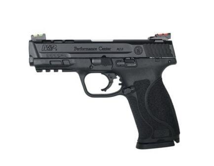 """Smith & Wesson Performance Center M&P9 M2.0 4.25"""" 9mm Pistol, Matte Black - 11822"""