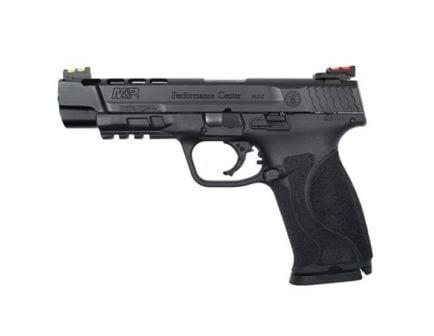 """Smith & Wesson Performance Center M&P9 M2.0 5"""" 9mm Pistol, Matte Black - 11824"""