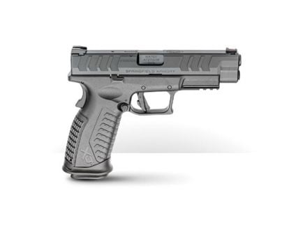 Springfield Armory XD-M Elite 9mm Pistol, Blk - XDME9459BHC