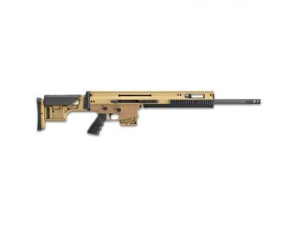 FN Herstal Scar 20S 6.5 Crd Semi-Automatic Rifle, FDE - 38-100543