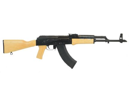 PSAK-47 GF3 Forged Blonde Wood Rifle with Cheese Grater Upper Handguard