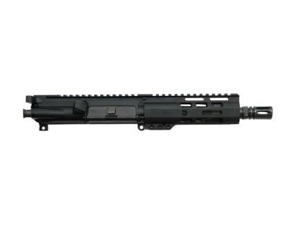 "PSA 7"" 300AAC Blackout 1/7 Nitride 6"" Lightweight M-Lok Upper - With BCG & CH"