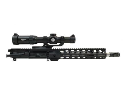 "PSA 12"" Carbine-Length 6.5 Grendel 1/8 Stainless Steel 10"" Lightweight M-Lok Upper With Vortex Strike Eagle 1-6x24mm Scope"