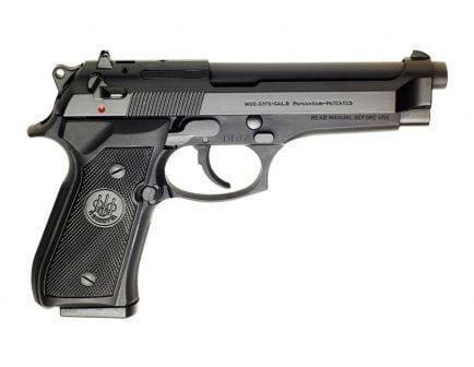 """Beretta 92FS 9mm 15rd 4.9"""" Pistol, Black - J92F300M"""