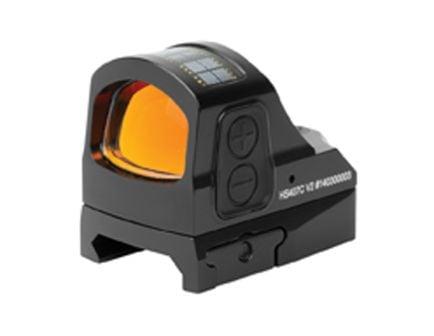 Holosun 1x Red Dot Sight, 2 MOA Dot - HS407C-V2