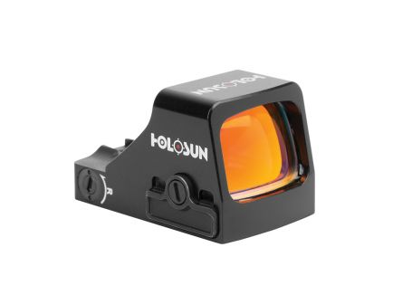 Holosun 1x Micro Red Dot Sight, Circle Dot/2 MOA Dot/32 MOA Circle - HS507K