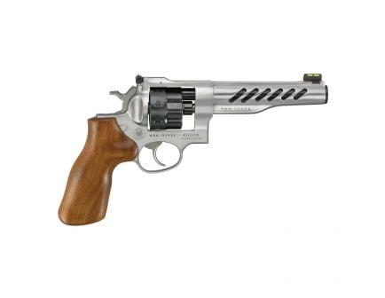 Ruger Super GP100 9mm Revolver, Stainless - 5066