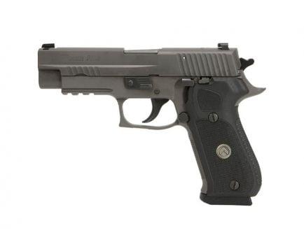 Sig Sauer P220 Legion 10mm Pistol, Black - 220R5-10-LEGION