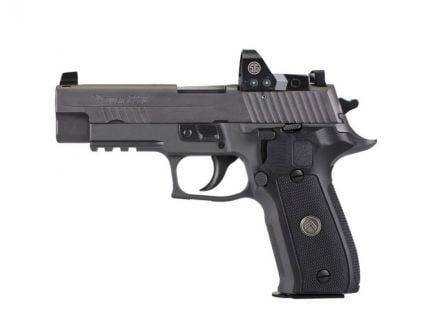"Sig Sauer P226 Legion 9mm 15rd 4.4"" Pistol w/ Romeo1 Pro - E26R-9-LEGION-RXP"