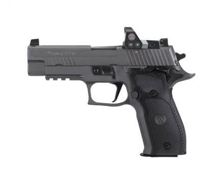 """Sig Sauer P226 SAO Legion 9mm 15rd 4.4"""" Pistol w/ Romeo1 Pro - E26R-9-LEGION-SAO-RXP"""
