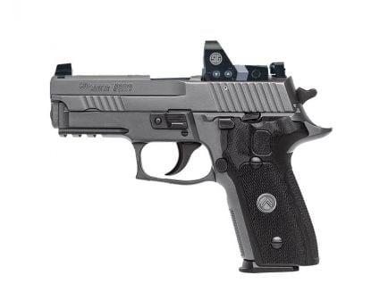 Sig Sauer P229 Legion RX Compact 9mm 15rd Pistol w/ Romeo1 Pro - E29R-9-LEGION-RXP