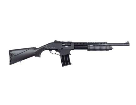 "Rock Island VRPA40 12ga 5rd 20"" Pump Shotgun, Marine Black- VRPA40"
