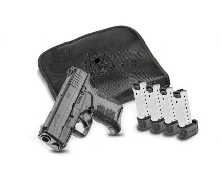 "Springfield XDS Mod2 9mm 7rd 3.3"" Pistol Power Pack w/ Night Sights - XDSG9339BTPP"