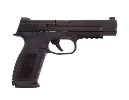 "FN FNS-9 Longslide 9mm 17rd 5"" Pistol w/ Night Sights - 66717"