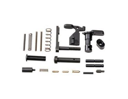 Rise Armament Lower Parts Kit, Black - 12003