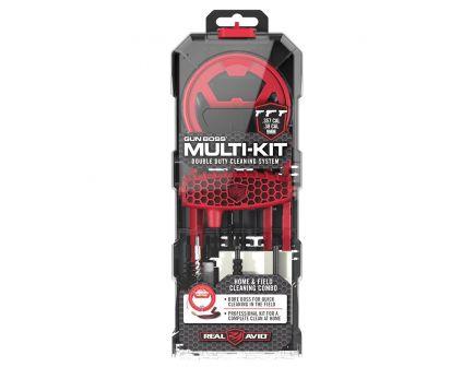 Real Avid Gun Boss .357/.38/9mm Handgun Cleaning Kit - AVGBMK9MM