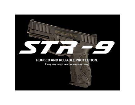 Stoeger Industries STR-9 Optic Ready 9mm Pistol, Blk - 31728