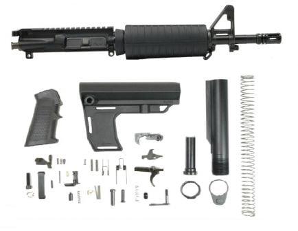 "PSA 11.5"" 5.56 NATO 1/7 Nitride Classic MFT Battlelink Pistol Kit"