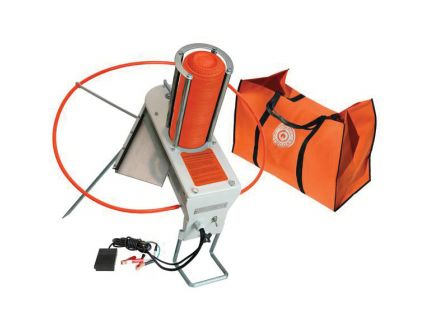 Do-All Outdoors Fire Fly Auto Trap w/Carry Bag, White - FF550