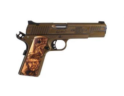"Auto Ordnance A1 ""Trump"" 45ACP 7rd 5"" 1911, Bronze/Copper  - 1911TCAC2"
