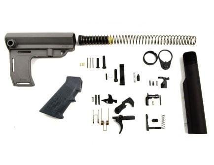PSA Classic MFT Battlelink Pistol Lower Build Kit, Gray