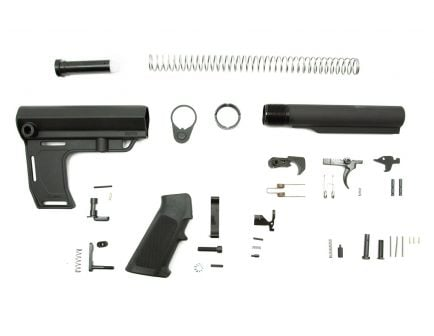 PSA Classic MFT Battlelink Pistol Lower Build Kit, Black
