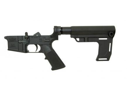 PSA AR-15 Complete MFT Battlelink Classic Lower, Black