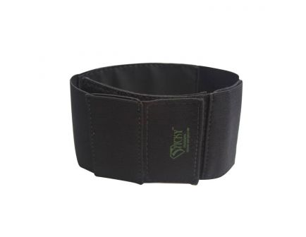 "Sticky Holsters Guard Her Belt, Small (15"" to 26""), Black - GHBTSM"