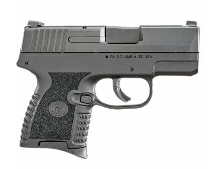 "FN 503 9mm 8rd 3.1"" Pistol, Black - 66-100098-1"