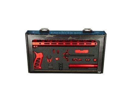 Timber Creek Enforcer Complete Build Kit, Red