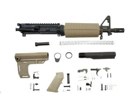 "PSA 10.5"" 5.56 NATO 1/7"" Phosphate Classic MFT Battlelink Pistol Kit, Flat Dark Earth"