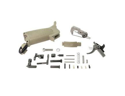 BCMGunfighter AR-15 Lower Parts Kit, FDE