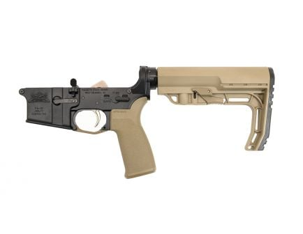 PSA AR15 MFT Minimalist EPT Lower, FDE