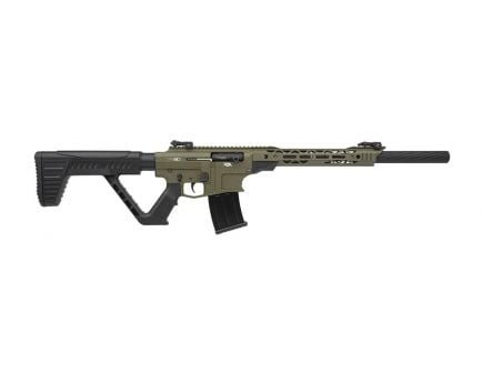 Armscor VR80 Tactical 12ga 5rd Semi-Auto Shotgun, Sniper Green - VR80-SGA