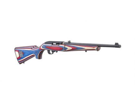 "Ruger 10/22 Takedown 22LR 10rd 16.4"" USA Rifle w/ Shooting Bag, TALO Exclusive - 31126"